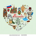 stock-photo-i-love-russia-heart-illustration-with-cultural-icons-such-as-a-babushka-doll-bolshoi-ballerina-194235200
