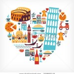 stock-vector-italy-love-heart-shape-with-vector-icons-103957145